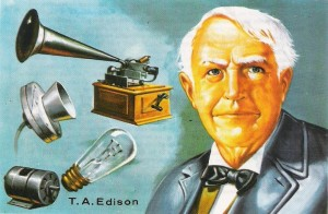 Thomas ERdison